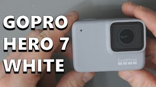 GoPro Hero 7 White Review - Unboxing, User Interface & Video Tests