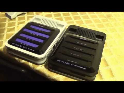 Retron 5 old version vs new revision cart ports
