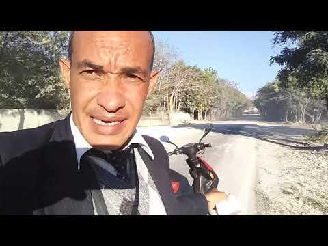 Reportaje desde la carretera Cabral, Polo, a la entreda de la empresa depredora y Khoury Industrial.