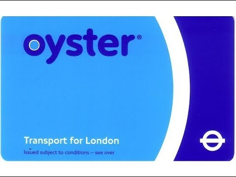 The Oyster Card (Transport For London)