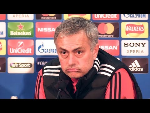 Jose Mourinho Full Pre-Match Press Conference - Manchester United v Sevilla - Champions League