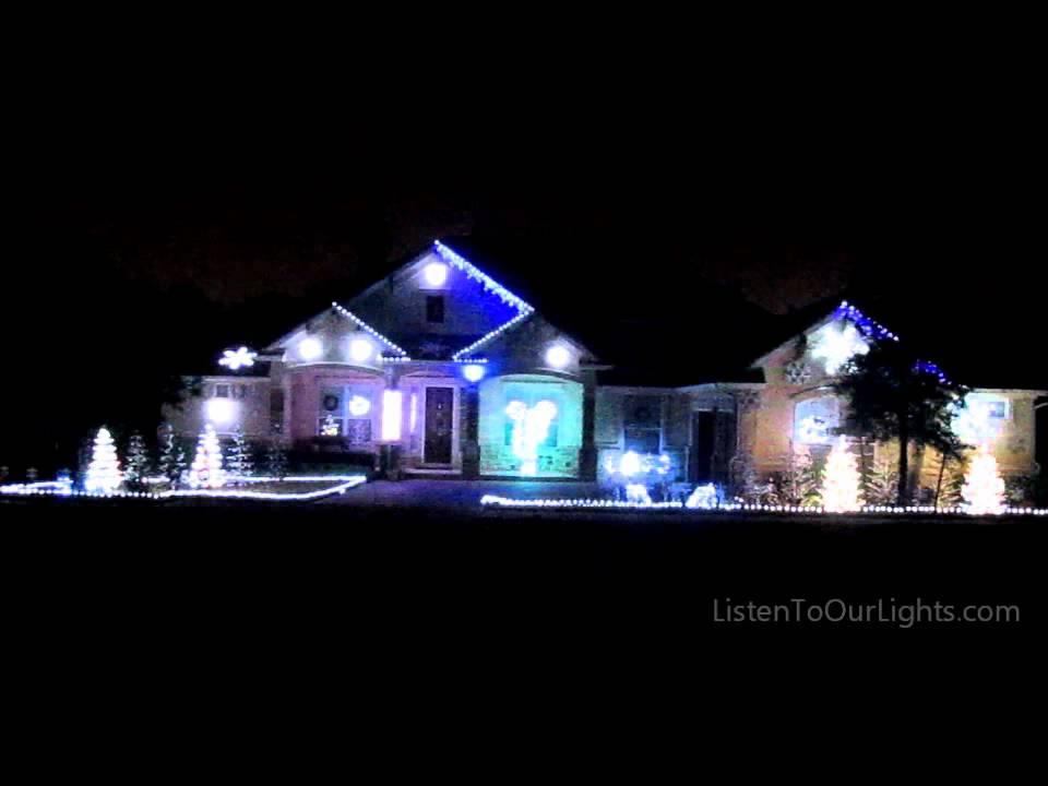 25 000 angry christmas lights youtube - Birdhouse nightlight ...
