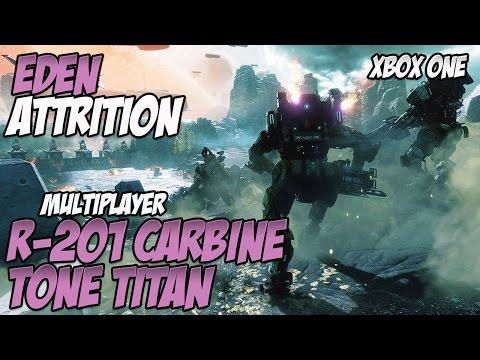 Titanfall 2 MP (XB1) |Eden\Attrition/ 26 Kills - Toned Down?