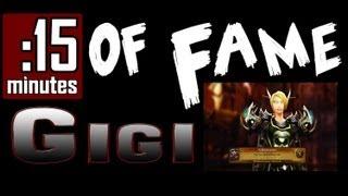 15 Min of Fame: Gigi
