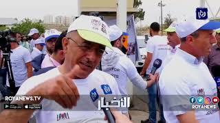 الاحتلال يقمع وقفة نظمها صحفيون فلسطينيون بمناسبة اليوم العالمي لحرية الصحافة