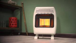 Dyna-Glo 12,000 BTU Infrared Vent Free Wall Heater