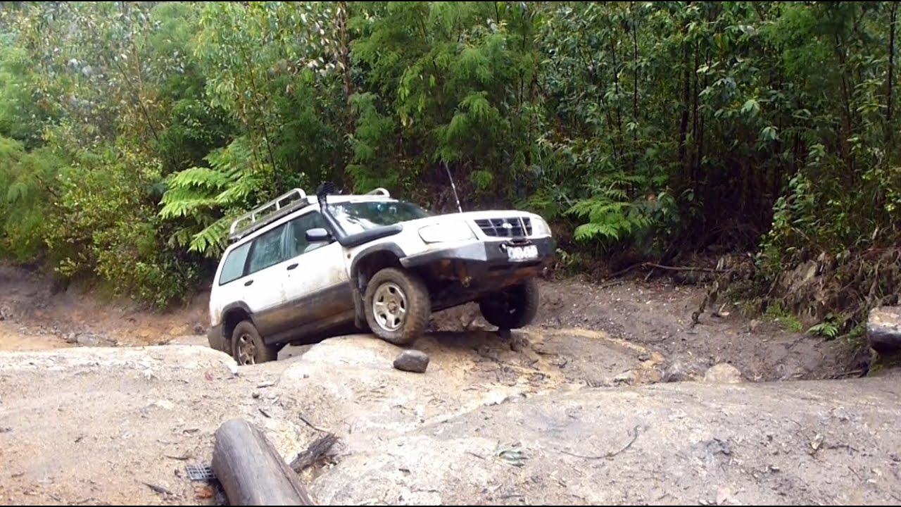 Image Result For Subaru Forester Offroad