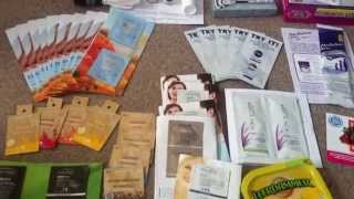 Freebies and Review Items UK 26/07/2014 Thumbnail