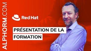 Présentation de la formation Red Hat Entreprise Linux RHCE (RH254)