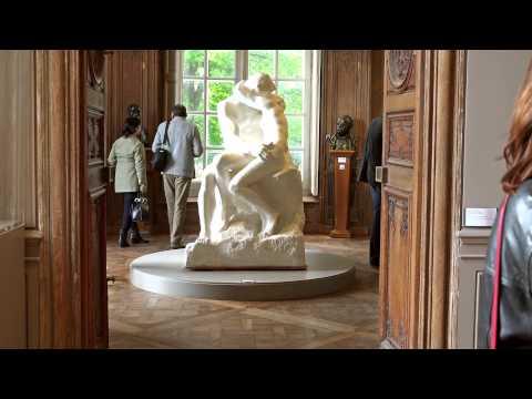 Le Musée Rodin - Paris (4K)