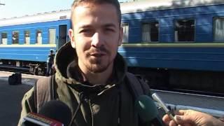 Из Киева  в Измаил и обратно(В столице Придунавья произошло приятное для её жителей событие – открыли железнодорожное сообщение со..., 2016-09-26T13:42:18.000Z)