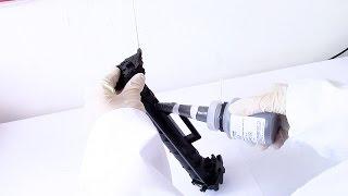 How to refill HP Pro M102, M102a, M102w and MFP M130 family