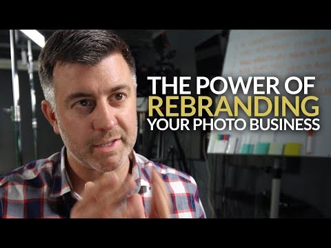 Rebranding Using The StoryBrand Framework For Photographers