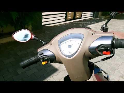 Scooty Zest 110 review | தமிழ் Turbo |