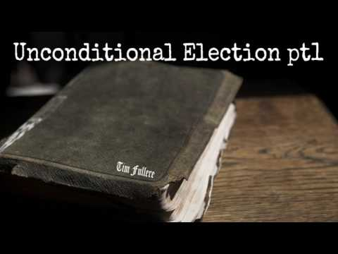 Uncontional Election pt1 by Tim Fellure at Victory Baptist Church, FL