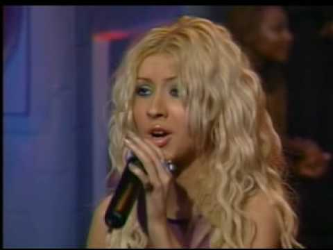 Christina Aguilera Reflection Live MuchMusic