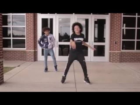 SKI MASK THE SLUMP GOD Babywipe (Official Dance Video) @thatkiddtobi