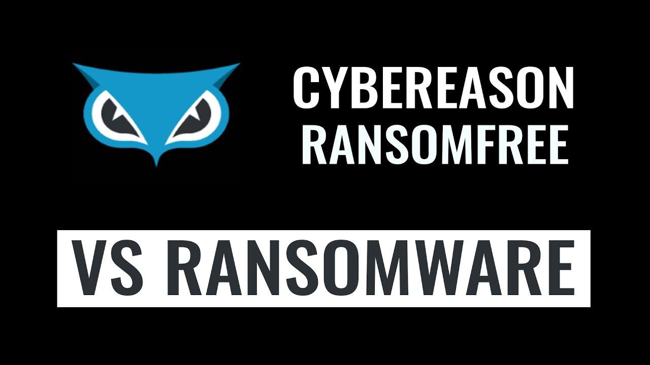CybereasonRansomFree防勒索病毒工具