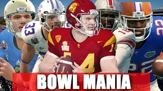 NCAA FOOTBALL 14 - ITS BOWL MANIA!