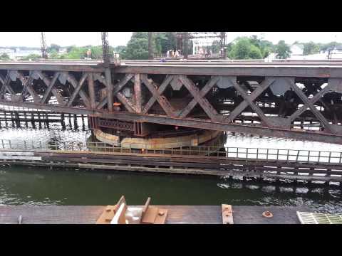 Norwalk swing bridge