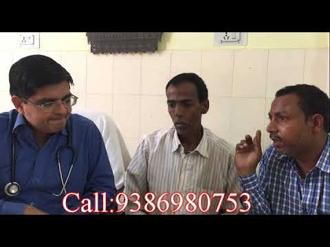 Cancer patient treated at Anupama Cancer Sansthan Purnia