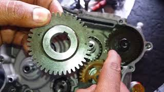 Yamaha R15 full engine with gearbox in Hindi