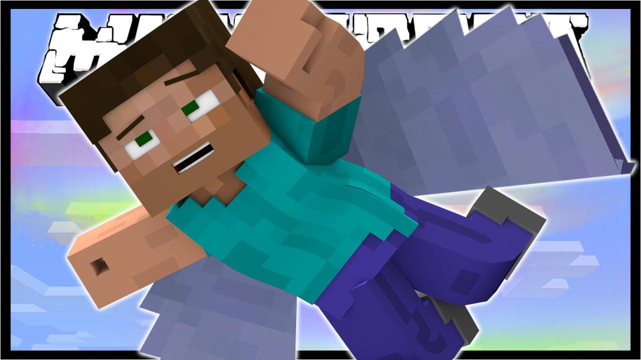 Minecraft szárny (elytra)
