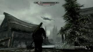 Путешествие Геральта и Йеннифэр The Elder Scrolls 5.Skyrim- Часть 29 Квесты в Мофале