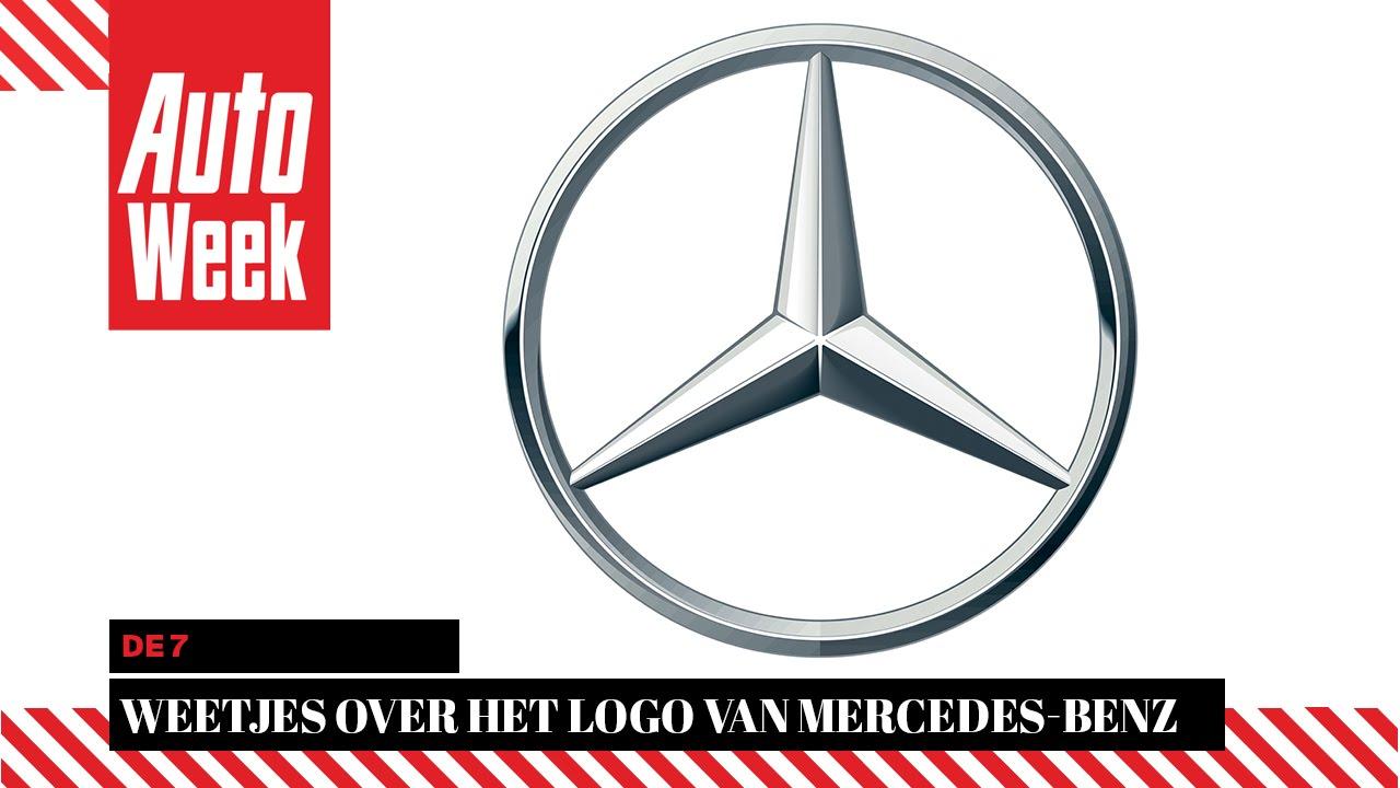 De 7 weetjes over het logo van mercedes benz youtube de 7 weetjes over het logo van mercedes benz voltagebd Image collections