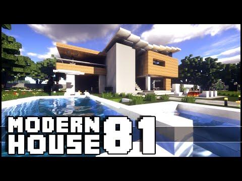 Minecraft - Modern House 81