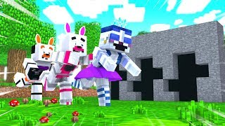 Who Will Win Hole In The Wall (Minecraft Fnaf Roleplay Adventure)