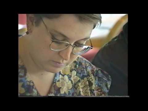 First Lutheran Fargo, ND choir trip to Norway. (1993)