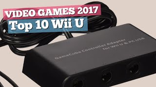 Top 10 Wii U Accessories Collection // Video Games 2017