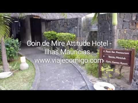 Coin de Mire Attitude Hotel - Ilhas Maurícias