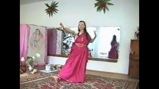 Шымкент, Рождество 2001. Индийский танец