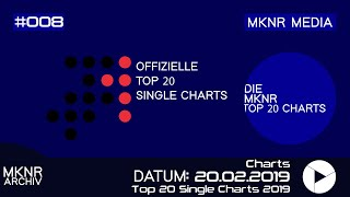 Top 20 Single Charts vom 20. Februar 2019 - 27. Februar 2019