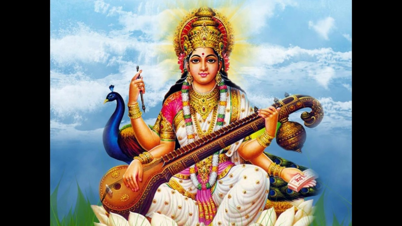 Simple Wallpaper Lord Saraswati - maxresdefault  Snapshot_939412.jpg