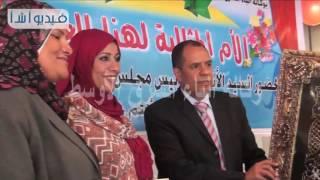 بالفيديو.احتفالية وكالة انباء الشرق الأوسط بالأم المثالية