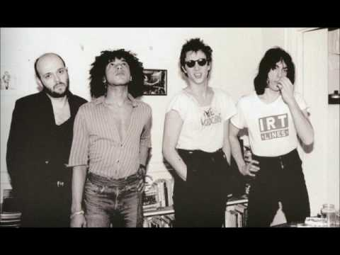 Richard Hell & The Voidoids - Live at Max's Kansas City 1977 (Full Bootleg)
