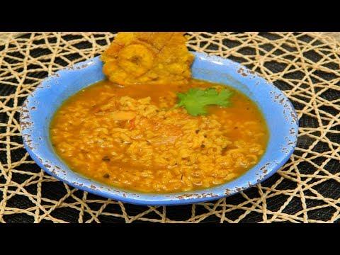 asopao de pollo   caribbean chicken and rice