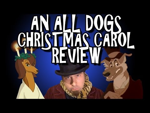 An All Dogs Christmas Carol Review