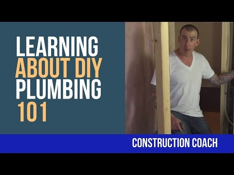 Plumbing 101 - Learning about DIY plumbing with Coach Tim thumbnail