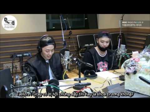 [DominicVN] [Vietsub] 140925 Simon D in Tablo's Dreaming Radio