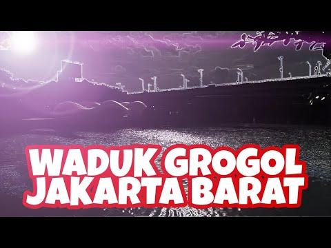 WADUK GROGOL JAKARTA BARAT