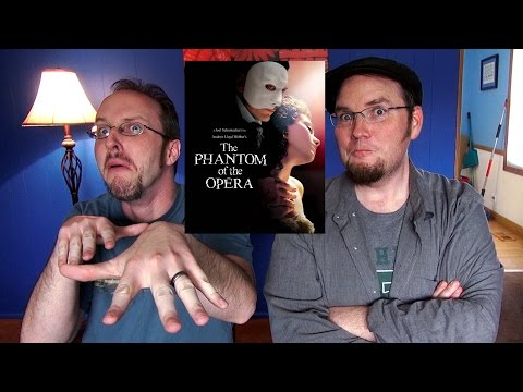 Nostalgia Critic Real Thoughts On - Phantom of the Opera