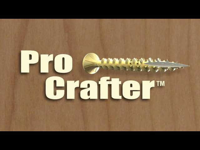 The Hillman Group ProCrafter Demo Video