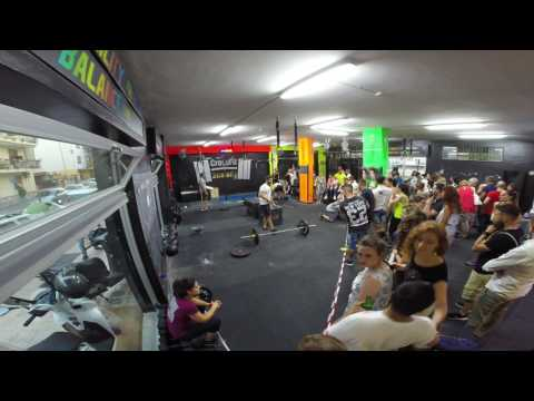 CROSSFIT SCAFATI  games estate 17