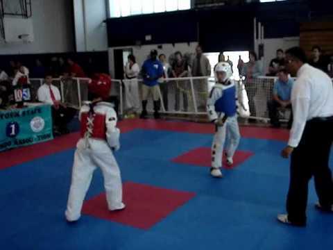 Alvin Chau NY State Championship