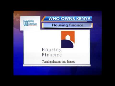 Who Owns Kenya: British American Investments