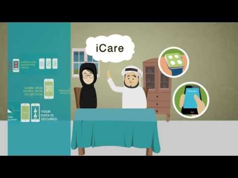 iCare mobile application